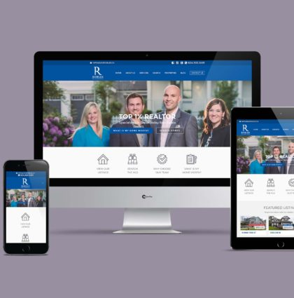 Robles Real Estate Website