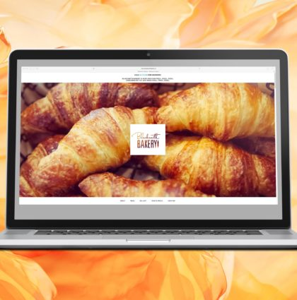 Blacksmith Bakery Website